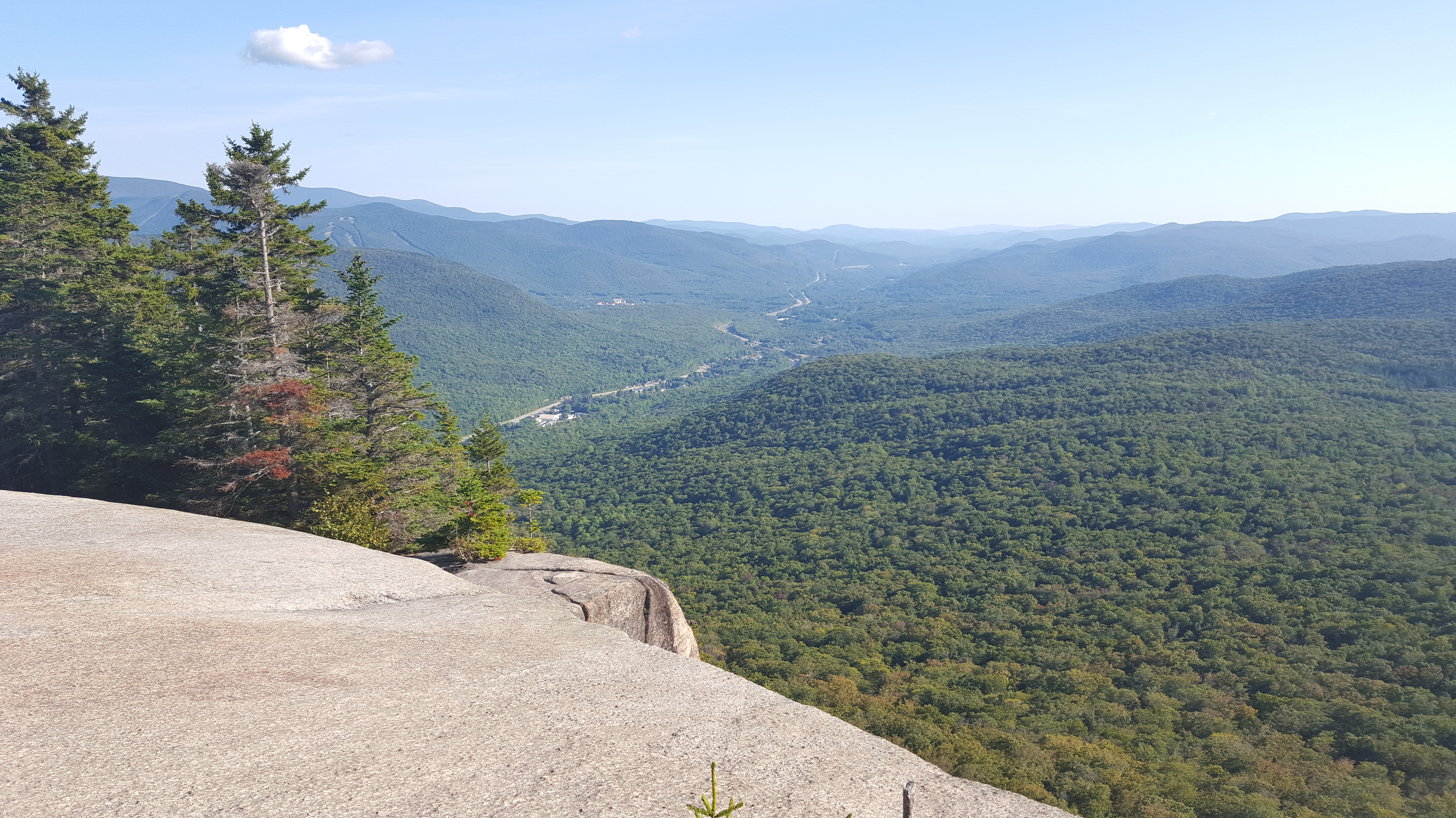 View from Indian Head